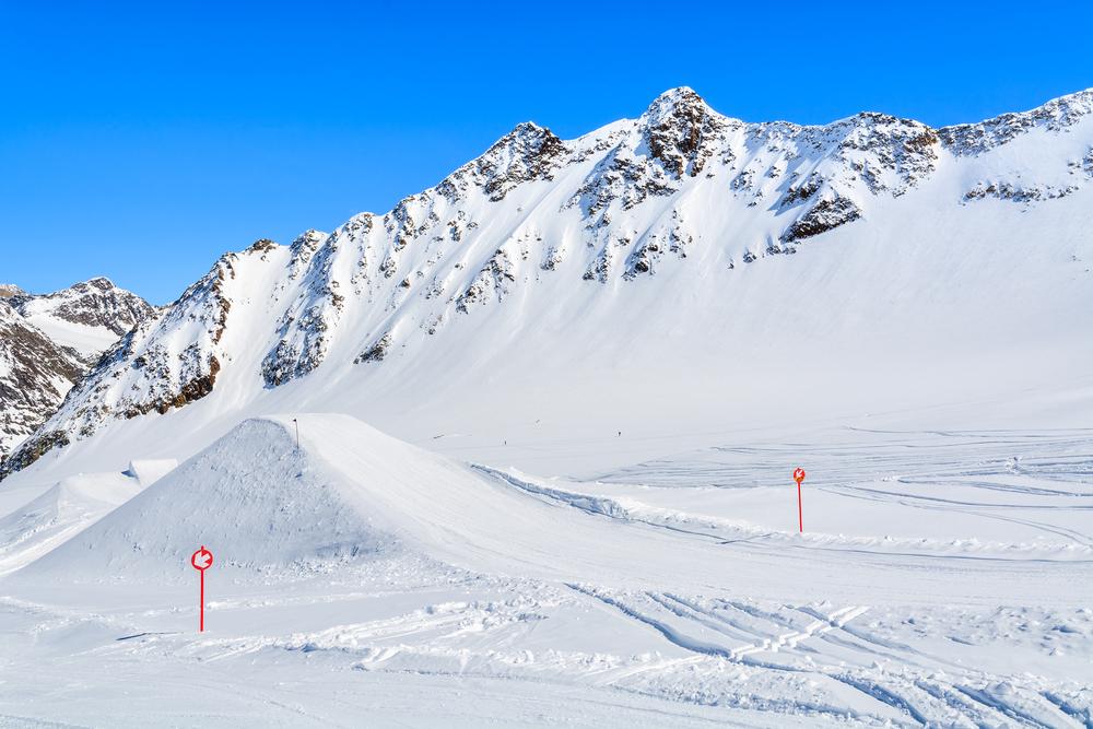 スノーボードキッカー2