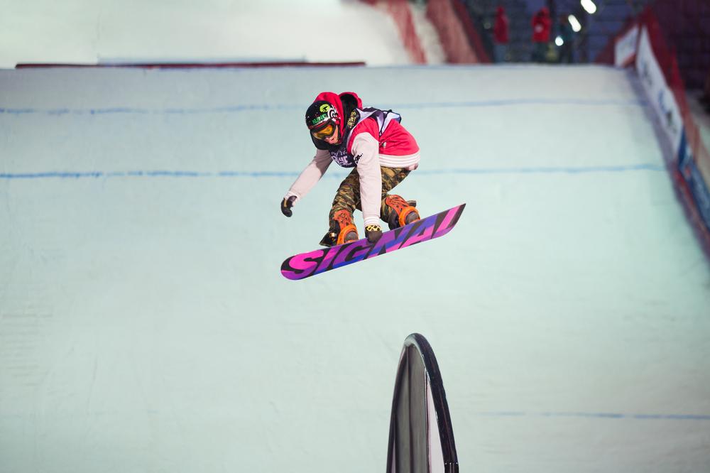 スノーボード トリック