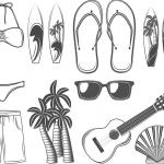 サーフィン道具
