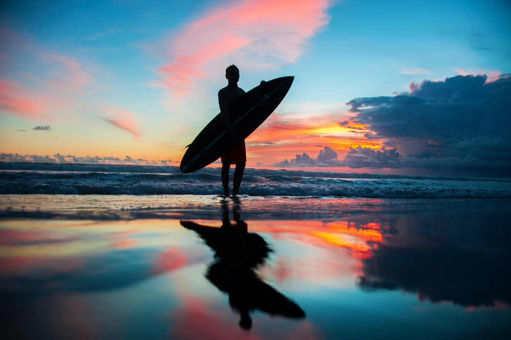サーフィン スタイル