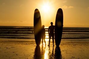 サーフィン 魅力