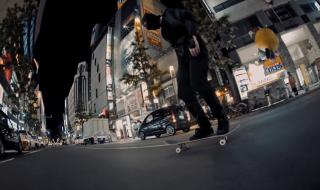 忍者 × スケートボード2