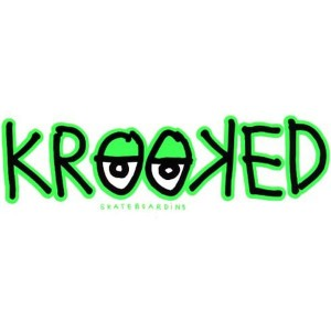 krooked-eyes-logo-sticker-green.1435102356