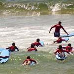 サーフィン練習