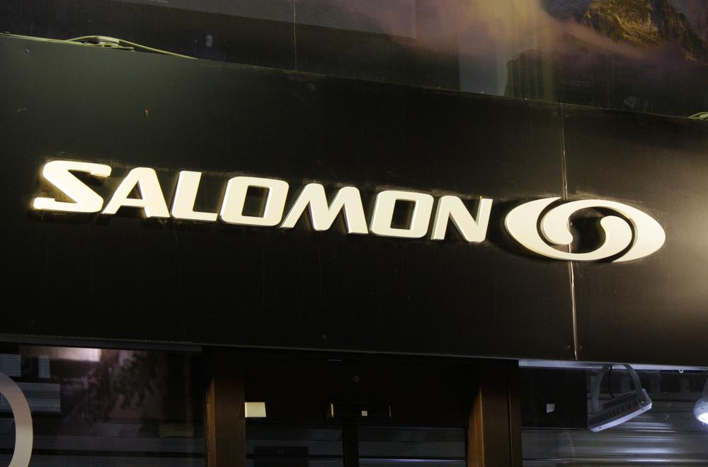 salomon ショップ