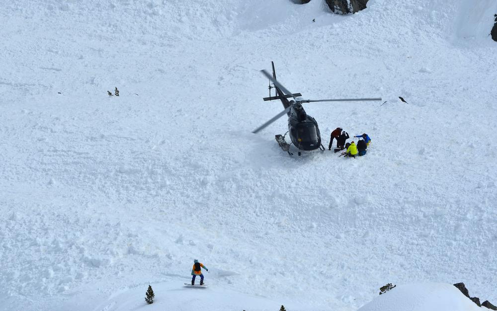 スノーボード 事故