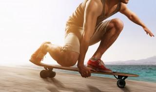 サーフィン スケートボード