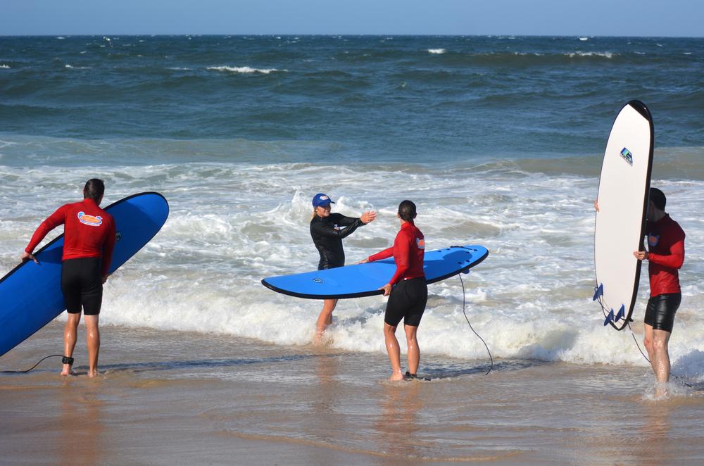 サーフィン スクール