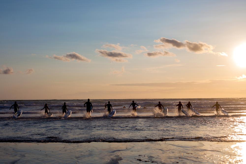 サーフィン 試験