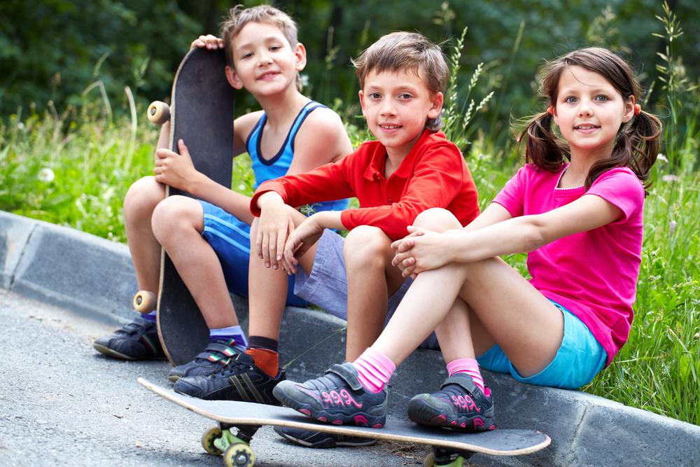 スケートボード キッズ2