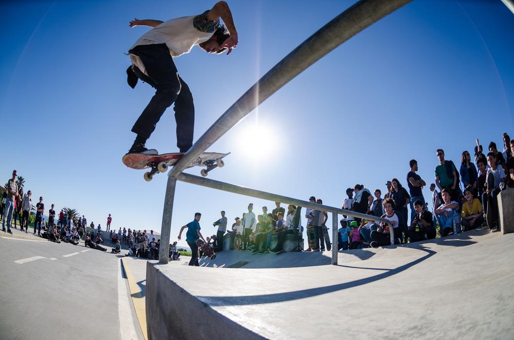 スケートボード 大会