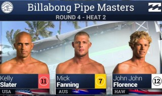 Billabong pipe master