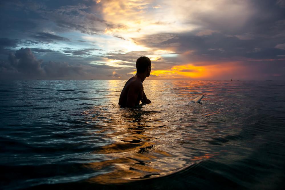 サーフィン 奥の深さ