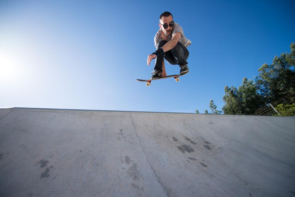スケートボード パンク