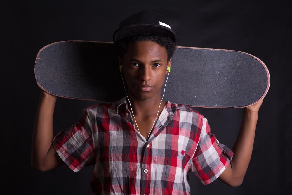 スケートボード ファッション