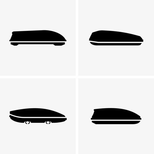 ルーフボックスの種類