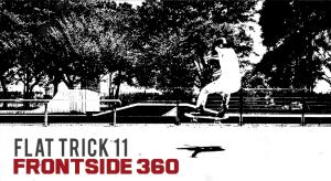 フロントサイド360
