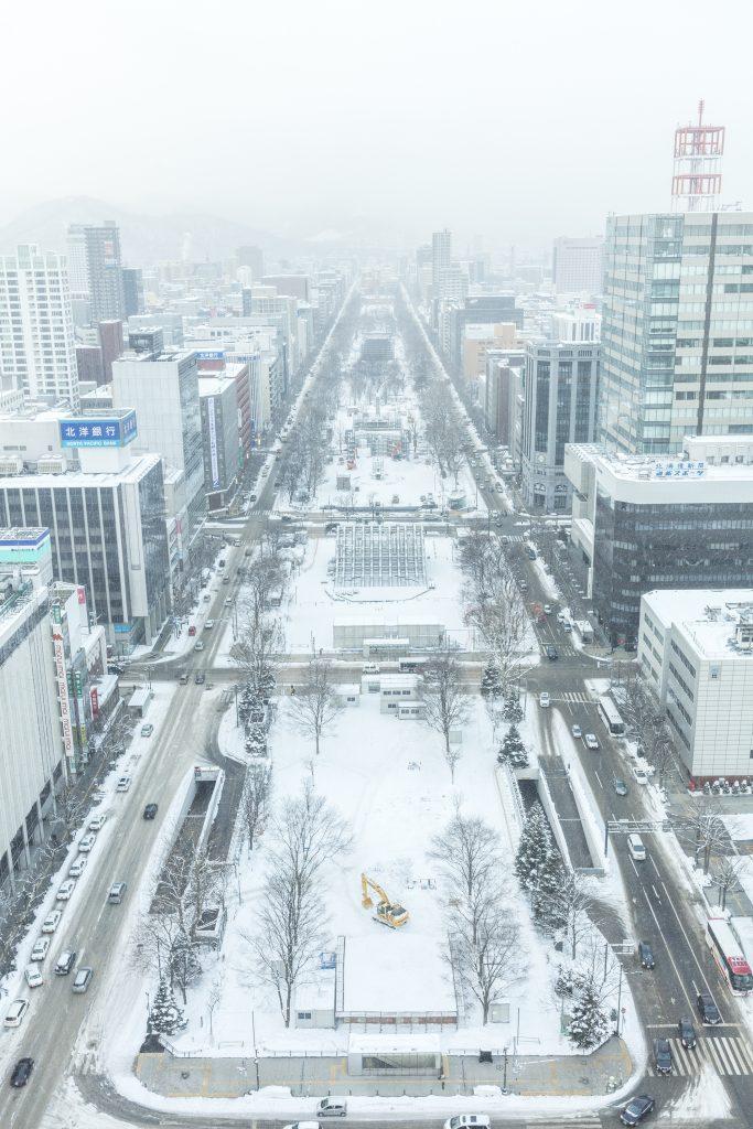 札幌_大通公園