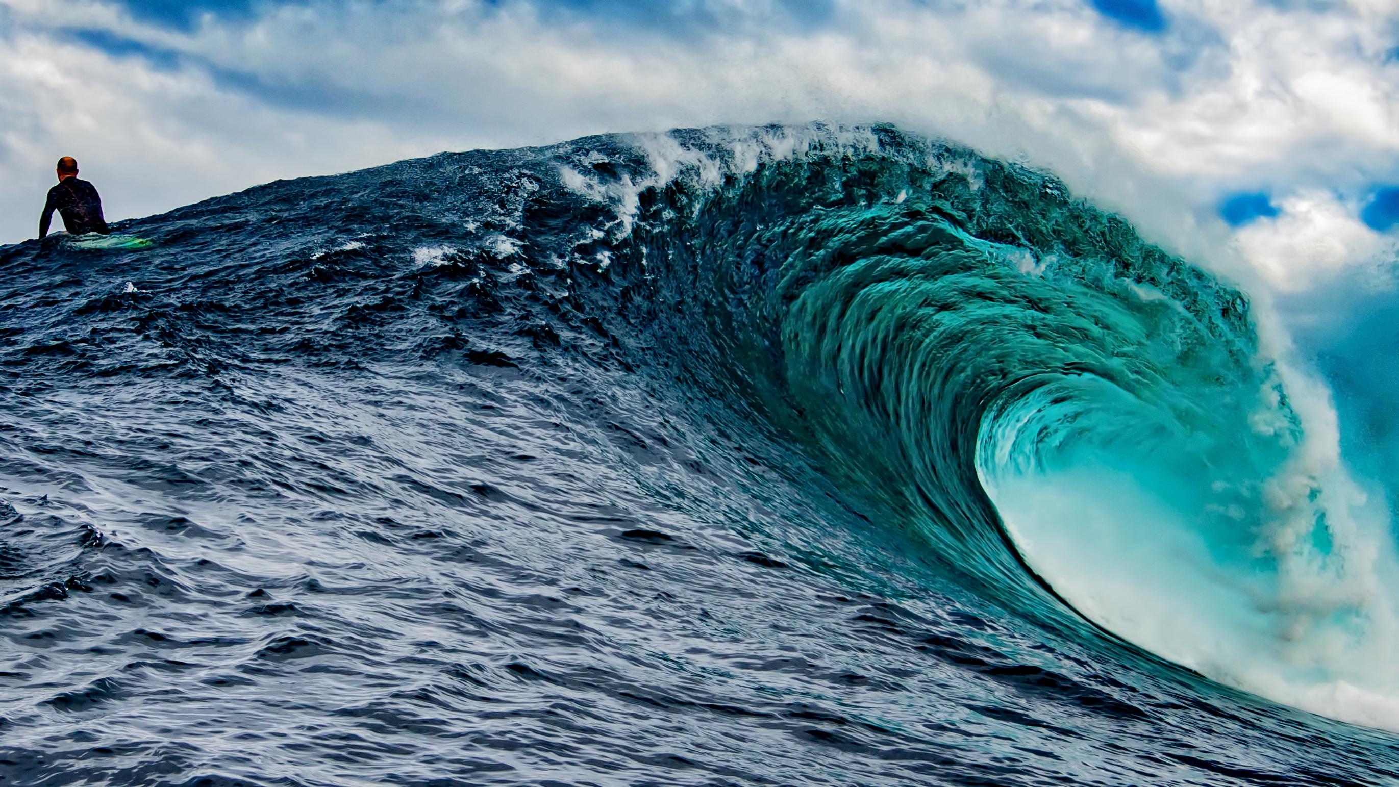 サーフィン 波のサイズ